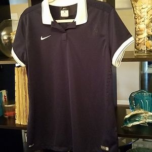 Nike Dri-FIT activewear shirt